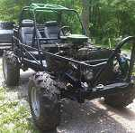 2000 Custom Rail Buggy