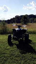 2008 Can am Ds450x