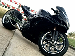 2007 Suzuki myrtle west 360 wide tire