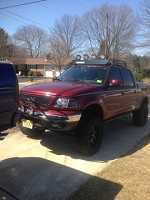 2003 Ford f150 lifted lariat