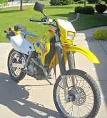 2006 Suzuki Drz400s