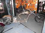 2005 BIG BEAR CHOPPERS SLED 300 PRO STREET