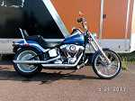 2008 Harley-Davidson SOFTAIL CUSTOM 105 ANIVERSARY