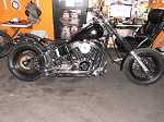 2011 Harley-Davidson CUSTOM BUILT SOFTAIL