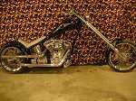 2008 Harley-Davidson CUSTOM HARDTAIL
