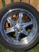 "20"" Billet Specialties SLG 22 wheels, 6 lug trucks"