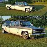1989 Chevrolet 3500 (REDUCED PRICE)