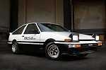1986 Toyota AE86 Panda - TRUENO GT APEX