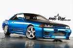 1991 Nissan Skyline GTST TypeM