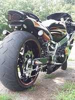 2001 Kawasaki zx 9