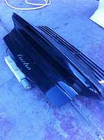 996 TURBO PORSCHE MOTORIZED DECKLID/WING