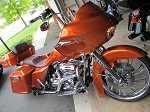 2007 Harley-Davidson Road Glide Custom
