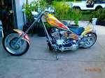 2002 IRON HORSE TEXAS CHOPER