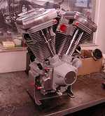 "80"" Harley Engine"
