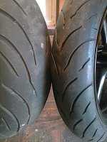 2008 Suzuki GSXR 600 wheels/tires