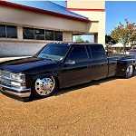1999 Chevrolet 3500 Dually