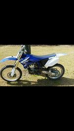 2005 Yamaha yz450f