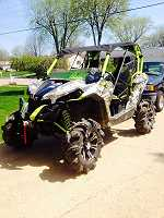 2015 Can-am Maverick Xmr