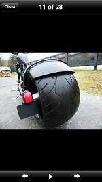 2013  Drop Seat Bobber