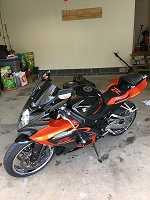 2007 Suzuki gsxr-1000rr