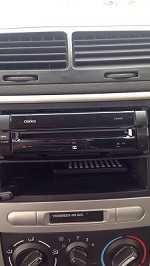 Clarion vx400 flip out touchscreen Bluetooth DVD