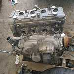 2011 Suzuki GSXR 750 motor