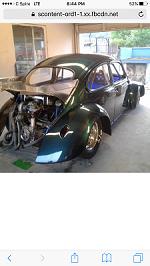 1971 Volkswagen Bug