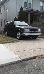 2001 Chevrolet Blazer 2 door