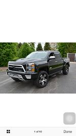 2014 Chevrolet Reaper