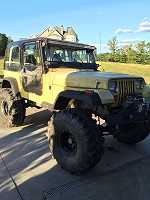 1993 Jeep YJ Wrangler