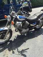 1987 Yamaha Virago 535