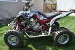 2007 Yamaha 700R Raptor