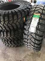 Maxxis 37x12.50-17LT Tire, Competition Trepador M8