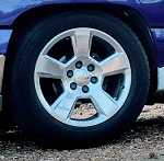 2016 Chevy LTZ 20s