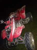 2003 Honda 400