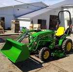 2014  2025R Tractor Loader