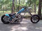 2010 Custom  Chopper
